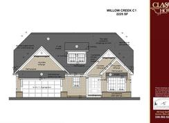 Willow Creek C1 - The Homestead: Aurora, Ohio - Classic Homes