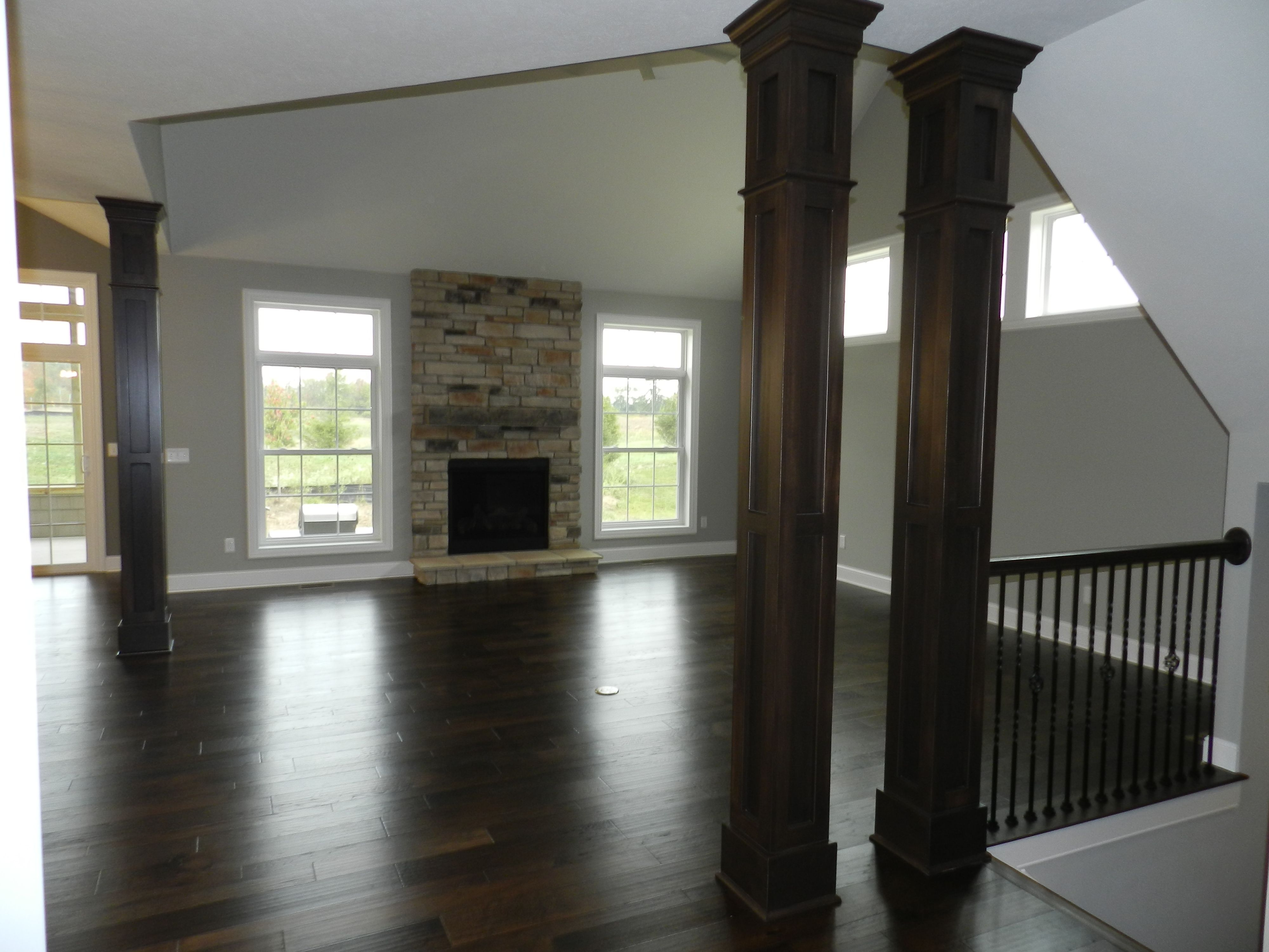 Living Area featured in the Brighton C2 By Classic Homes in Akron, OH