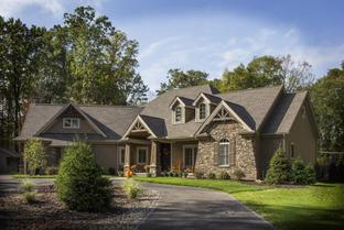 Cleveland C1 - The Homestead: Aurora, Ohio - Classic Homes