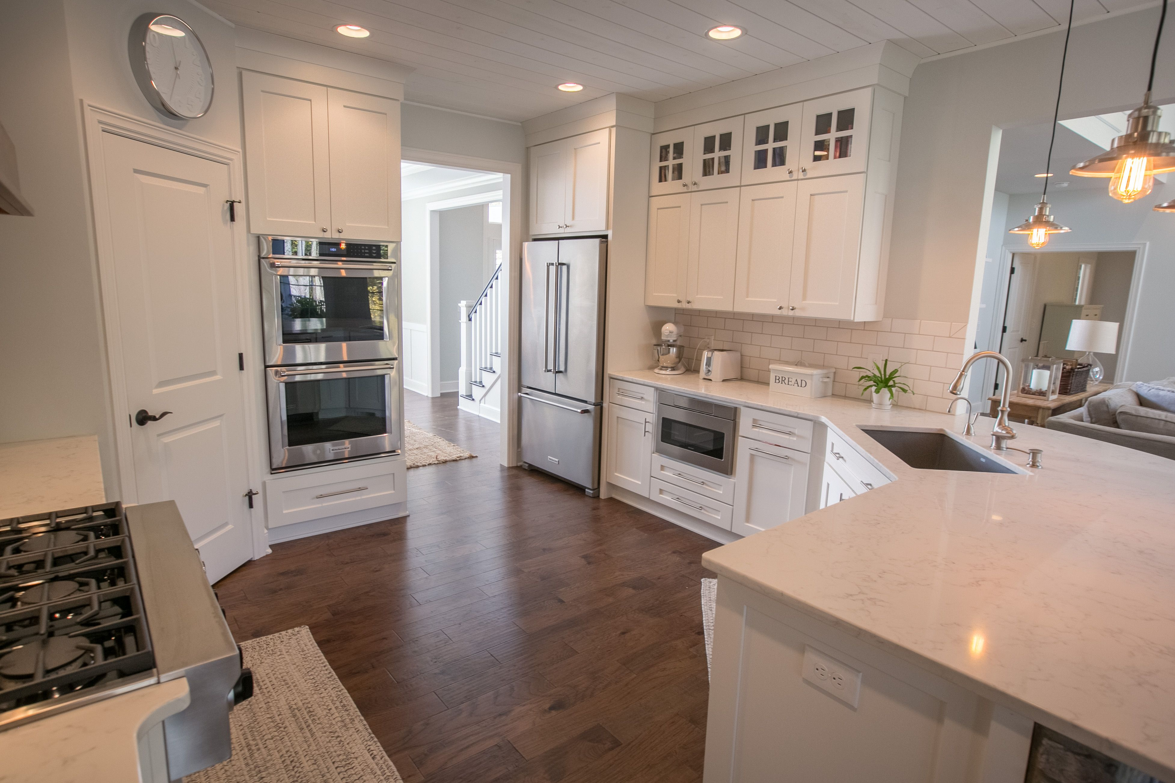 Kitchen featured in the Aberdeen C1 By Classic Homes in Akron, OH