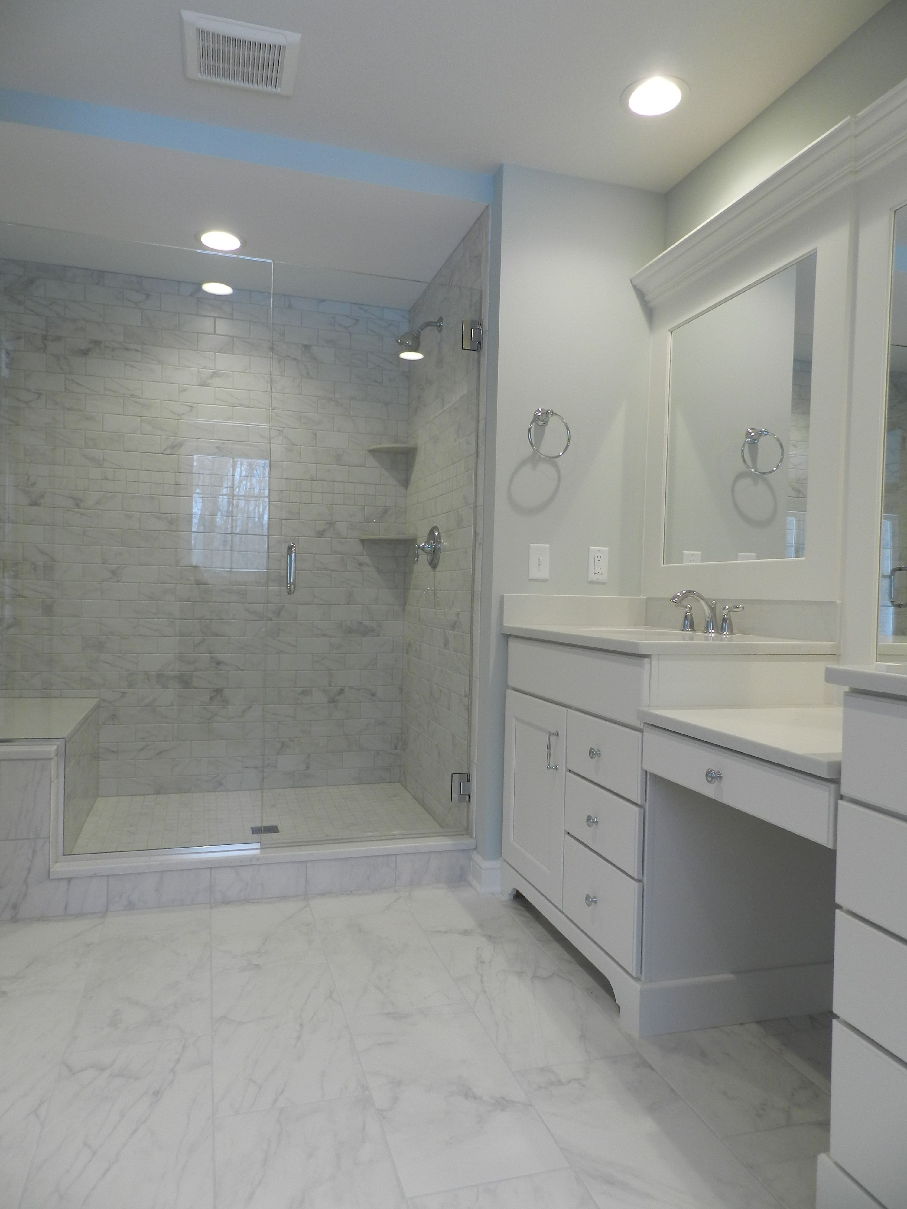 Bathroom featured in the Austin C2 By Classic Homes in Akron, OH