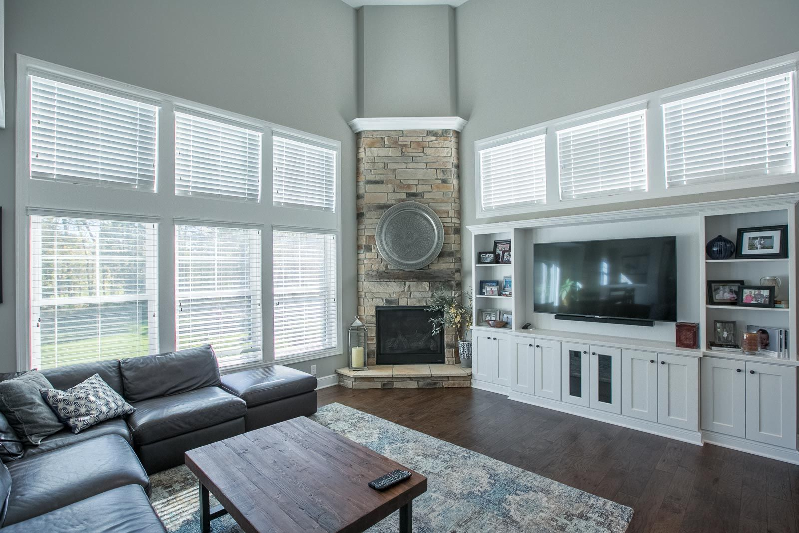 Living Area featured in the Maplewood C1 By Classic Homes in Akron, OH