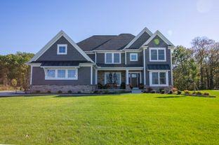 Maplewood C1 - The Homestead: Aurora, Ohio - Classic Homes