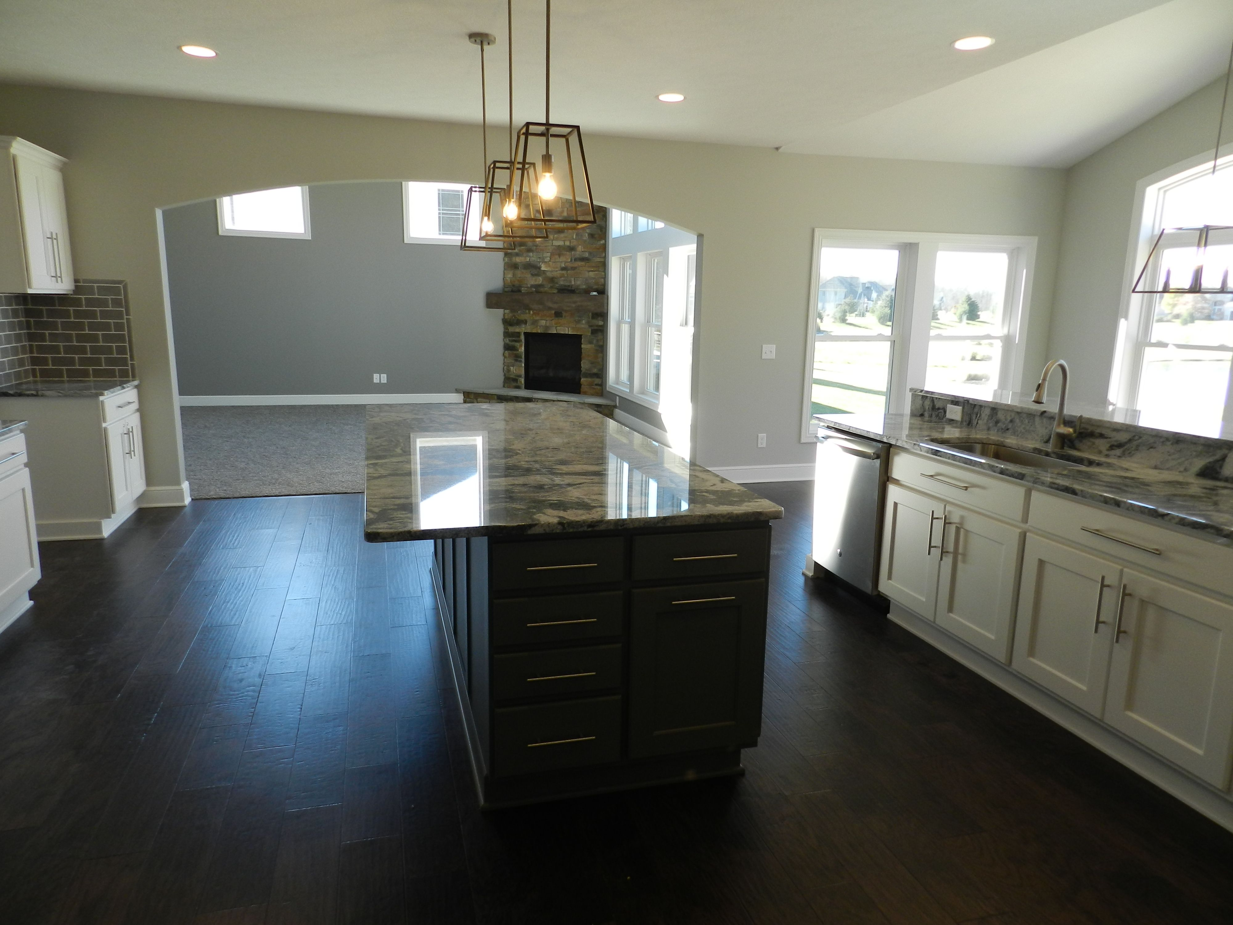 Kitchen featured in the Revere C1 By Classic Homes in Akron, OH