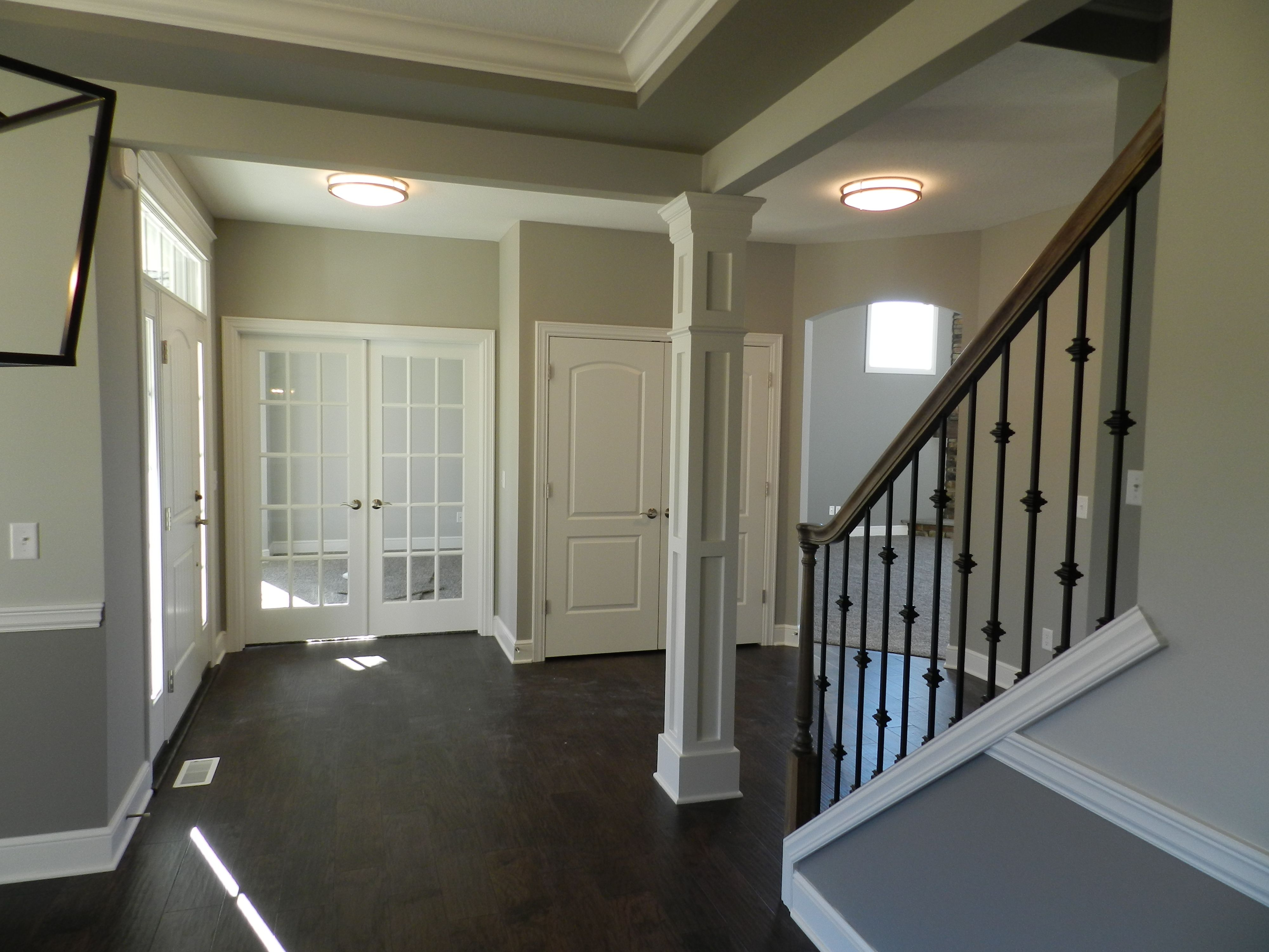 Living Area featured in the Revere C1 By Classic Homes in Akron, OH