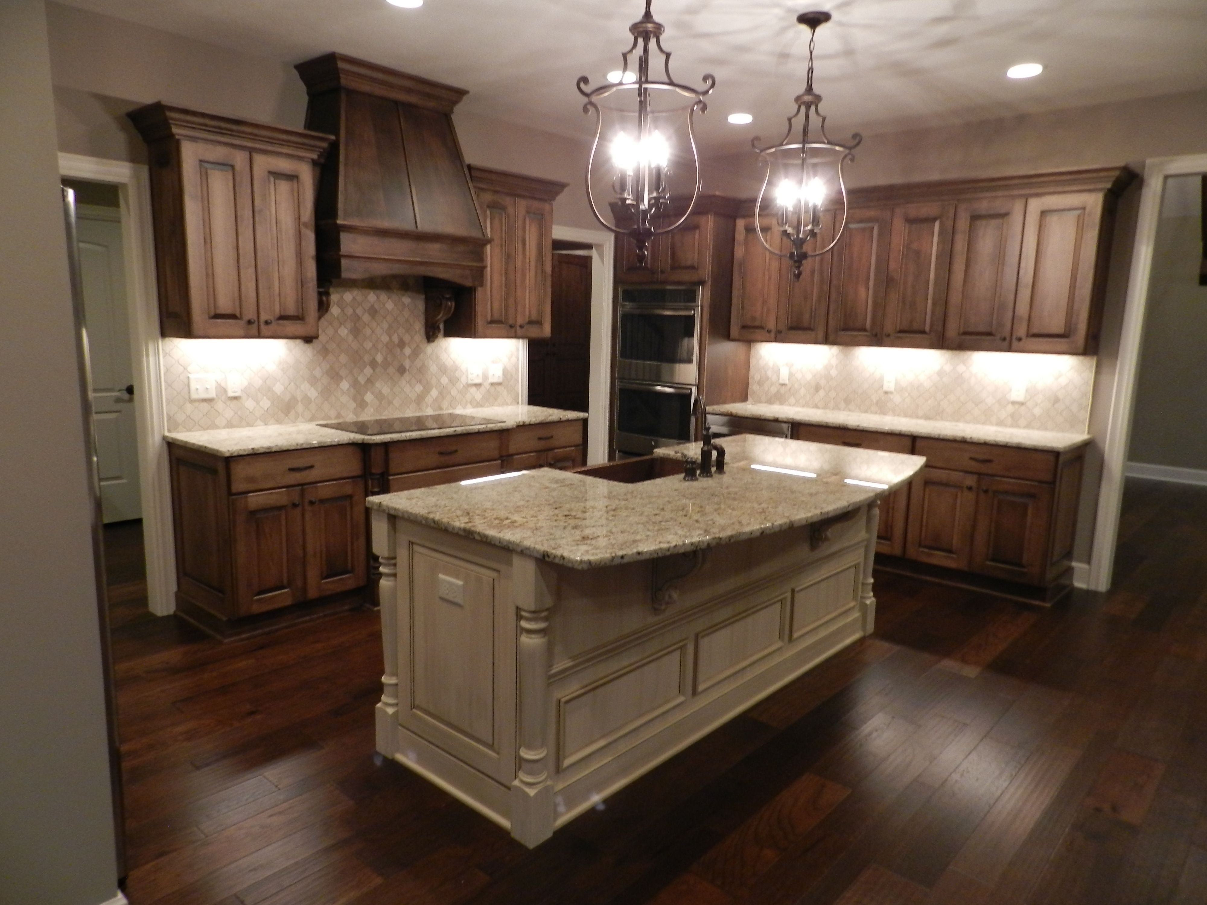 Kitchen featured in the Sanctuary C1 By Classic Homes in Akron, OH