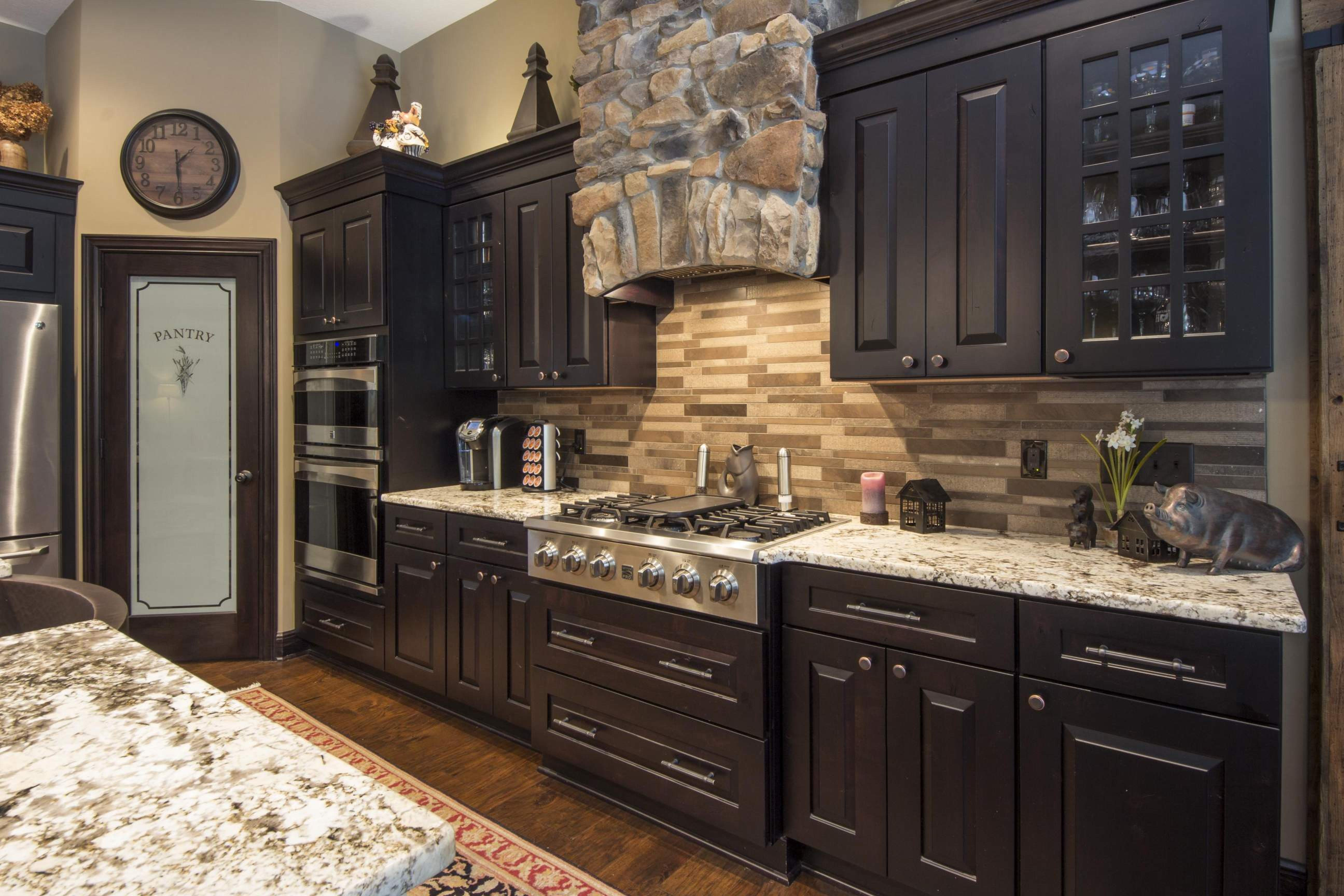 Kitchen featured in the Cleveland C1 By Classic Homes in Akron, OH