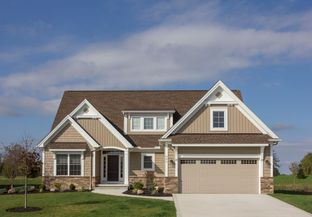 Brighton C2 - The Homestead: Aurora, Ohio - Classic Homes