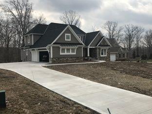Kimberly C1 - The Homestead: Aurora, Ohio - Classic Homes