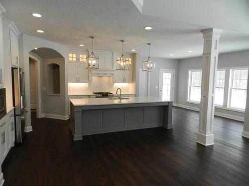 Kitchen-in-Austin C2-at-The Homestead-in-Aurora