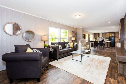 Greatroom-and-Dining-in-THE BREEZE II-at-Clayton Homes-Springfield-in-Springfield
