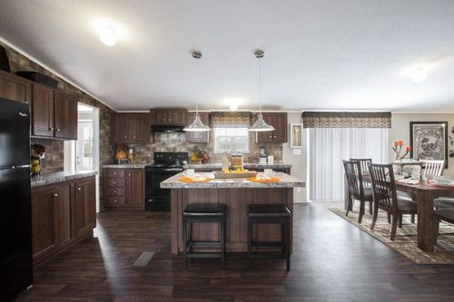 "Kitchen-in-NOW28764Z ""NOW""-at-Clayton Homes-Youngsville-in-Youngsville"