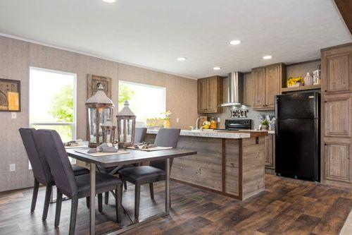 Kitchen-in-THE BREEZE II-at-Oakwood Homes-Wilmington-in-Wilmington