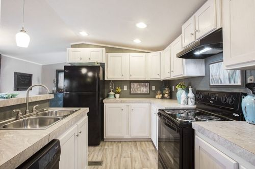 Kitchen-in-THE GINGER-at-Oakwood Homes-Greenville-in-Greenville