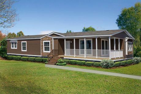 THE TIMBER RIDGE Plan at Clayton Homes-Lake Charles in Lake ...
