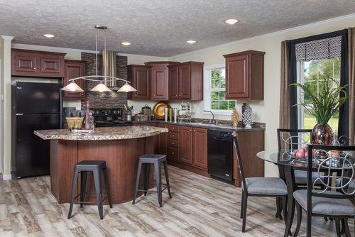 Kitchen-in-925  ADVANTAGE PLUS 7616-at-Clayton Homes-Statesville-in-Statesville