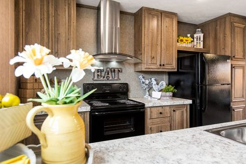Kitchen-in-THE BREEZE II-at-Clayton Homes-Florence-in-Florence