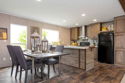 Kitchen-in-THE BREEZE II-at-Oakwood Homes-Sumter-in-Sumter