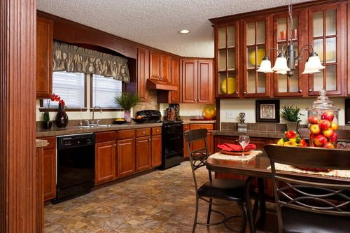 Kitchen-in-THE CHASE-at-Clayton Homes-Panama City-in-Panama City