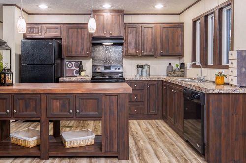 Kitchen-in-THE DUAL THREAT-at-Freedom Homes-Hattiesburg-in-Hattiesburg