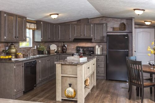 Kitchen-in-BLAZER EXTREME 76 D-at-Clayton Homes-Easley-in-Easley