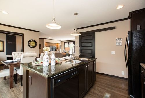 Kitchen-in-THE WASHINGTON-at-G & I Homes-Frankfort-in-Frankfort