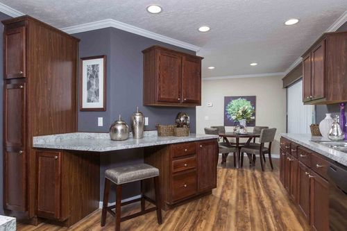 Kitchen-in-AVD28543A-at-Clayton Homes-Conover-in-Conover