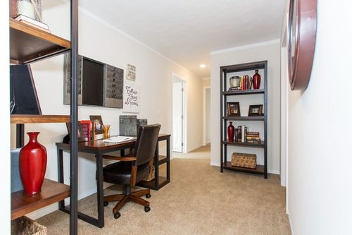 Study-in-RANGER 64A-at-Clayton Homes-Corinth-in-Corinth