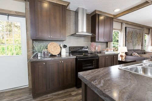 Kitchen-in-REVOLUTION 76A-at-Clayton Homes-Bedford-in-Bedford