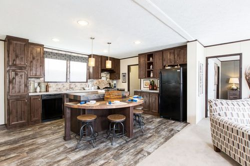 Kitchen-in-THE CLIFTON-at-Freedom Homes-Milton-in-Milton