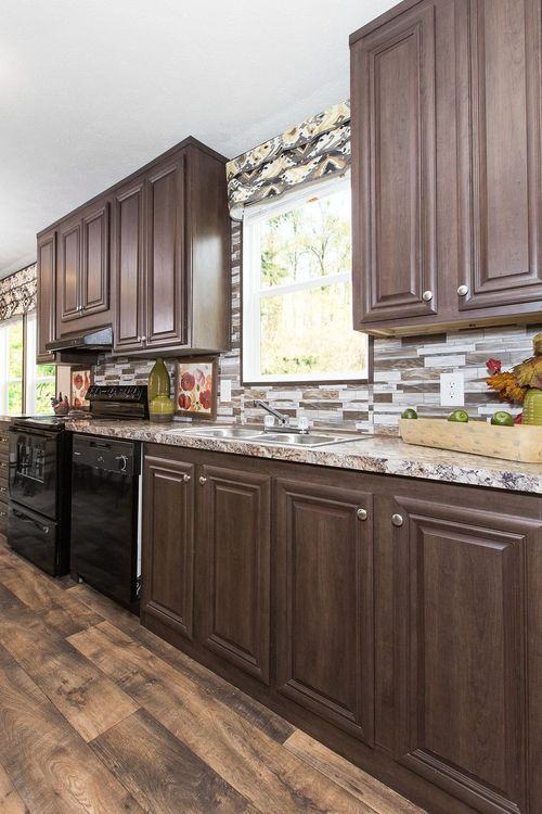 Kitchen-in-THE WIGGINS-at-Clayton Homes-Houma-in-Houma