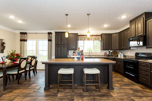 Kitchen-in-5521 SWEET ONE-at-Clayton Homes-Dunn-in-Dunn