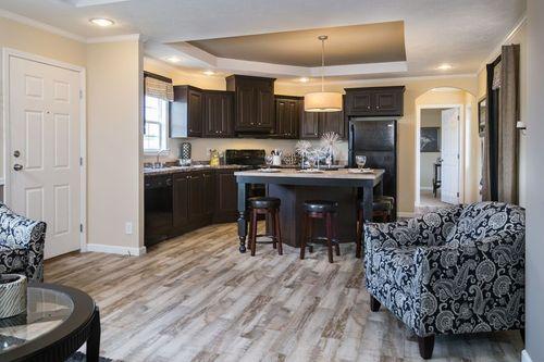 Kitchen-in-926 ADVANTAGE PLUS 7616-at-Clayton Homes-Albemarle-in-Albemarle