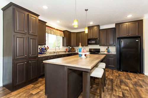 Kitchen-in-5521 SWEET ONE-at-Oakwood Homes-Shelby-in-Shelby