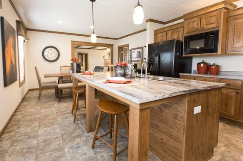 Kitchen-in-FRONTIER-at-Clayton Homes-Knoxville-in-Knoxville