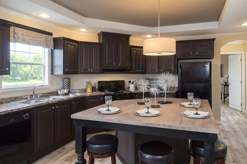 Kitchen-in-926 ADVANTAGE PLUS 7616-at-Clayton Homes-Dunn-in-Dunn