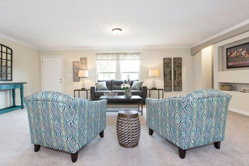 Greatroom-and-Dining-in-THE WOODBRIDGE I-at-Clayton Homes-Mobile-in-Mobile