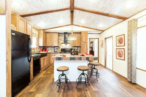Kitchen-in-THE ALPINE RIDGE-at-Clayton Homes-Paris-in-Paris