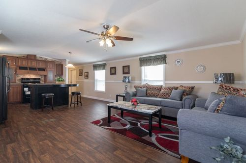 Greatroom-and-Dining-in-APOLLO-at-Oakwood Homes-Greenville-in-Greenville
