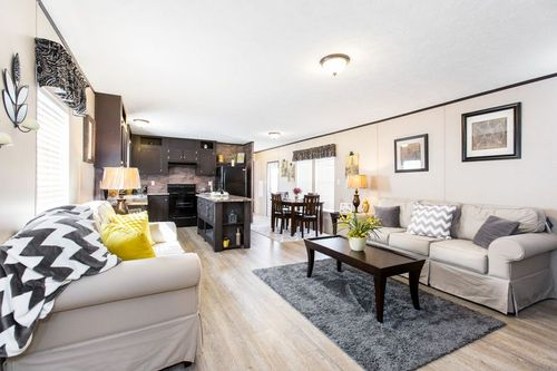 Greatroom-and-Dining-in-BLAZER EXTREME 76 D-at-Clayton Homes-Tallahassee-in-Tallahassee