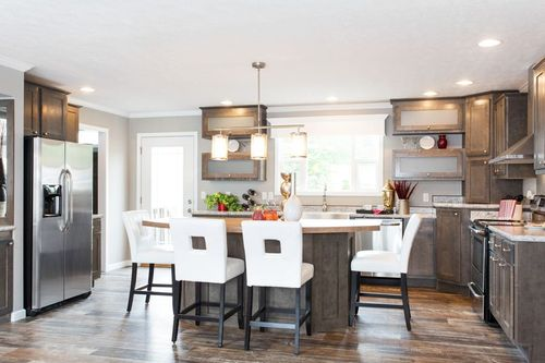 Kitchen-in-PRAIRIE HOUSE-at-Crossland Homes-Candler-in-Candler