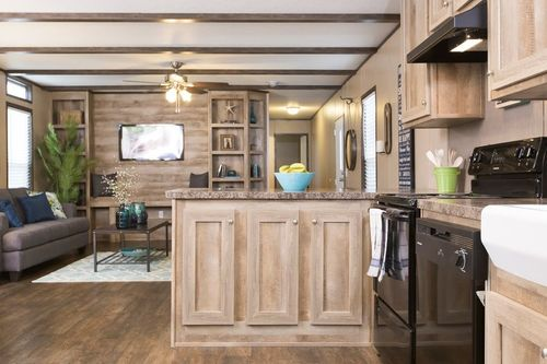 Kitchen-in-ANNIVERSARY 16763A-at-Oakwood Homes-Amarillo-in-Amarillo