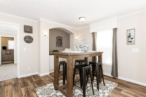 Breakfast-Room-in-103  ELITE PLUS 7616-at-Clayton Homes-Hampstead-in-Hampstead