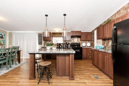 "Kitchen-in-NOW32764C ""FISHER KING""-at-Clayton Homes-Roanoke Rapids-in-Roanoke Rapids"