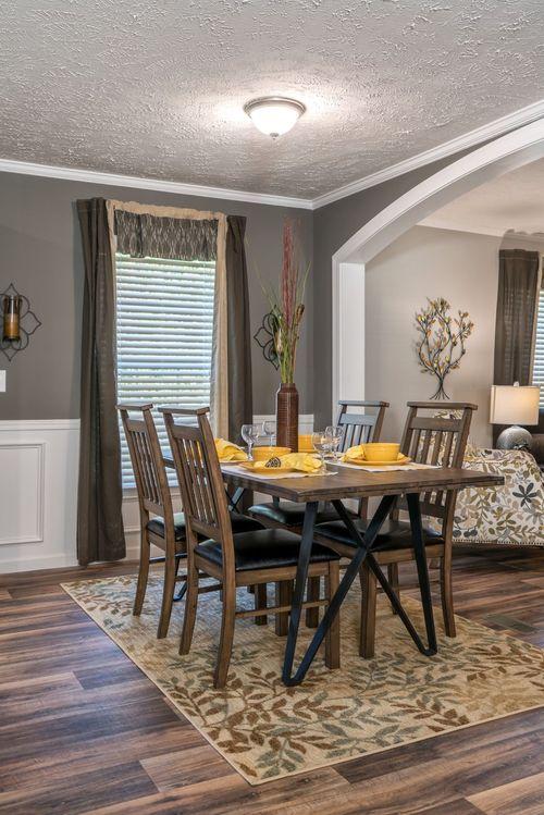 Dining-in-4710 ROCKETEER 7632-at-Clayton Homes-Wilkesboro-in-Wilkesboro