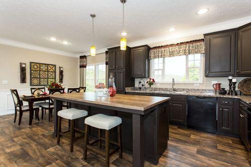 Kitchen-in-5521 SWEET ONE-at-Oakwood Homes-Rocky Mount-in-Rocky Mount
