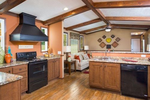 Kitchen-in-THE AVERETT-at-Clayton Homes-Liberty-in-Liberty