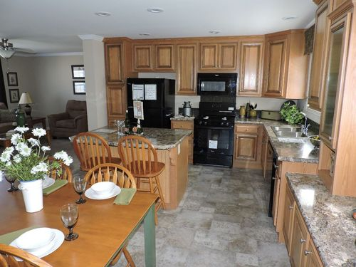 Kitchen-in-Sunwood 570 Mod - Sale Pending-at-G & I Homes-Oneonta-in-Oneonta