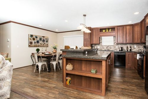 Kitchen-in-THE COMMANDER-at-Clayton Homes-Corinth-in-Corinth