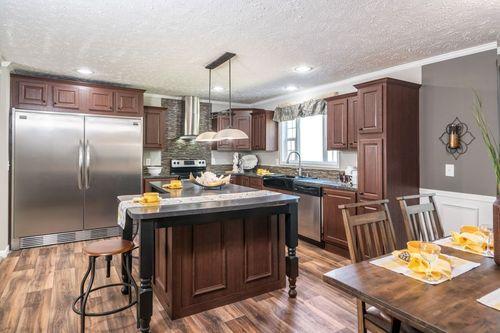 Kitchen-in-4710 ROCKETEER 7632-at-Oakwood Homes-Elizabeth City-in-Elizabeth City
